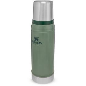 Stanley Classic Vacuum Bottle 0,75l, verde/Plateado